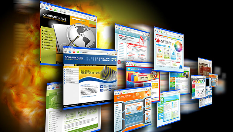 網頁動畫與互動設計
