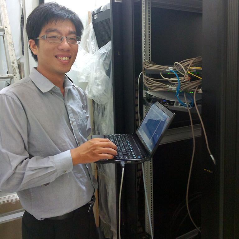 巨匠電腦學員林鴻良