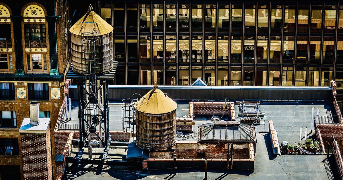 建築物給水設置:該如何選擇水塔種類?設置相關注意事項…