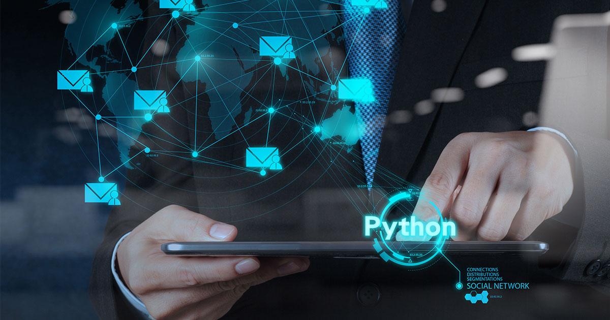 Python 教學跟上物聯網時代,五個必學Python課程的理由