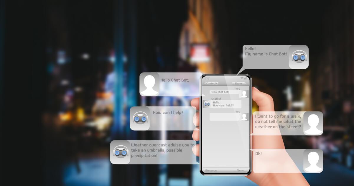 Chatbot應用分享,原來這些地方也可以結合聊天機器人!
