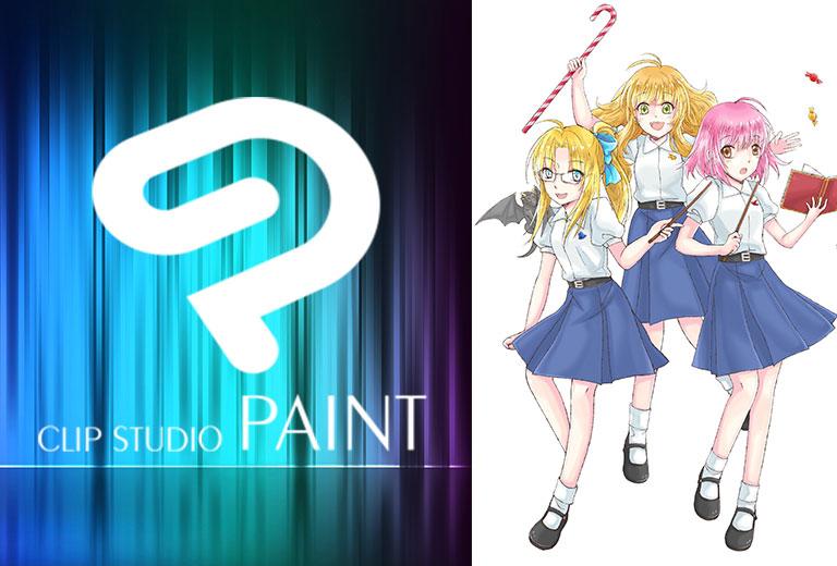 Clip Studio Paint數位漫畫設計