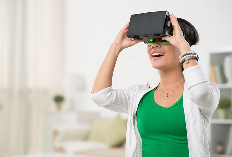 VR室內導覽設計