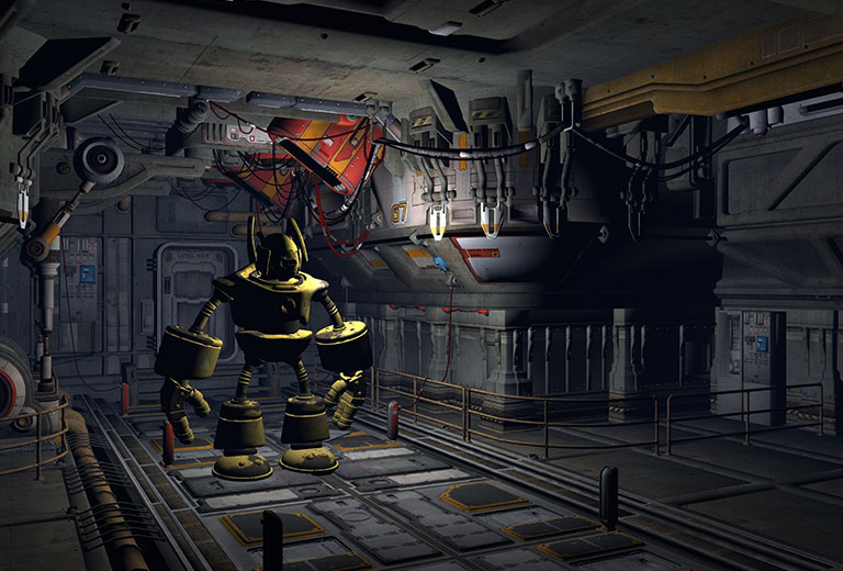 3ds Max 遊戲動畫設計